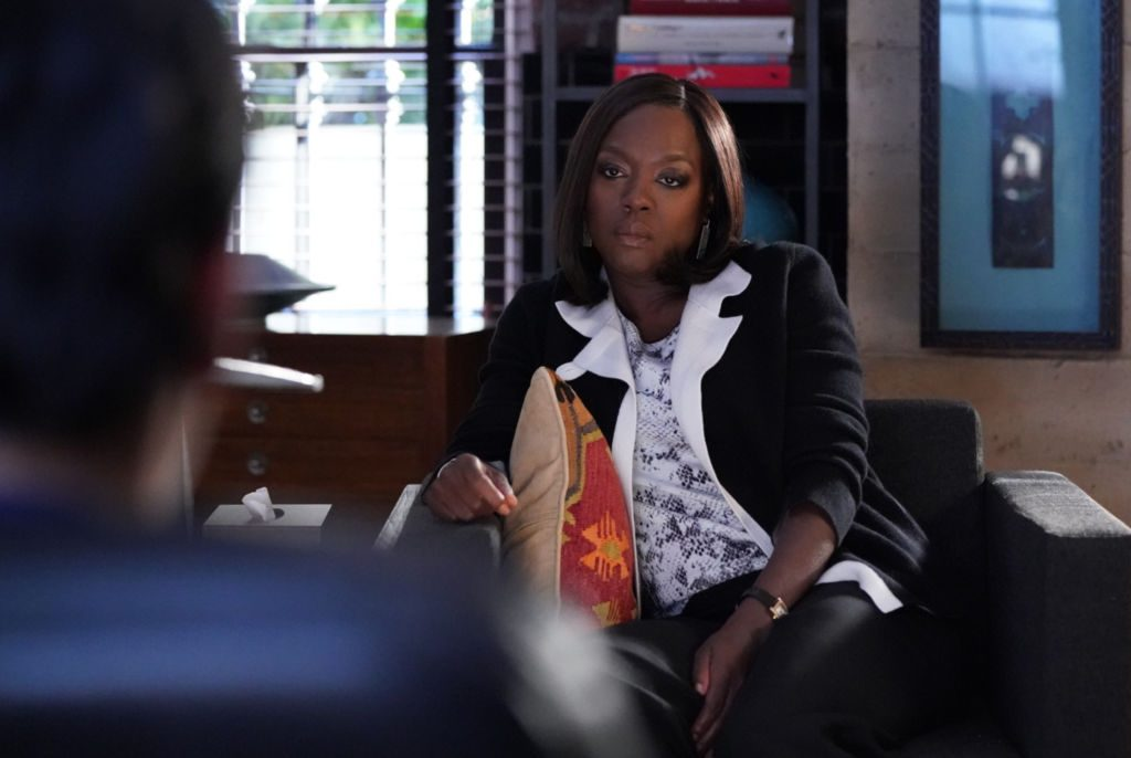 Viola Davis as Annalise Keating in 'How to Get Away With Murder'