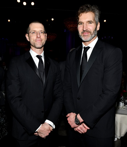 D.B. Weiss and David Beniof