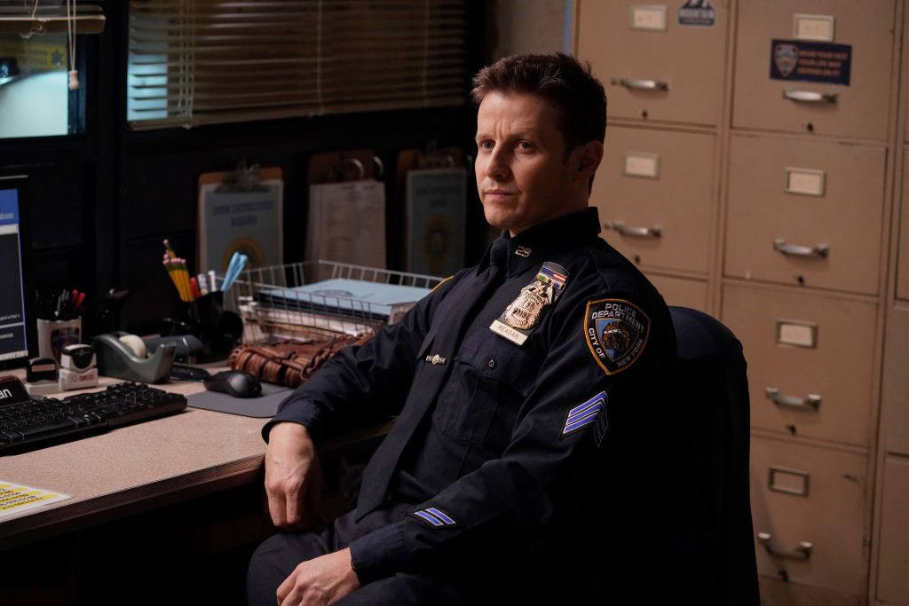Will Estes as Jamie Reagan on Blue Bloods.   Patrick Harbron/CBS via Getty Images