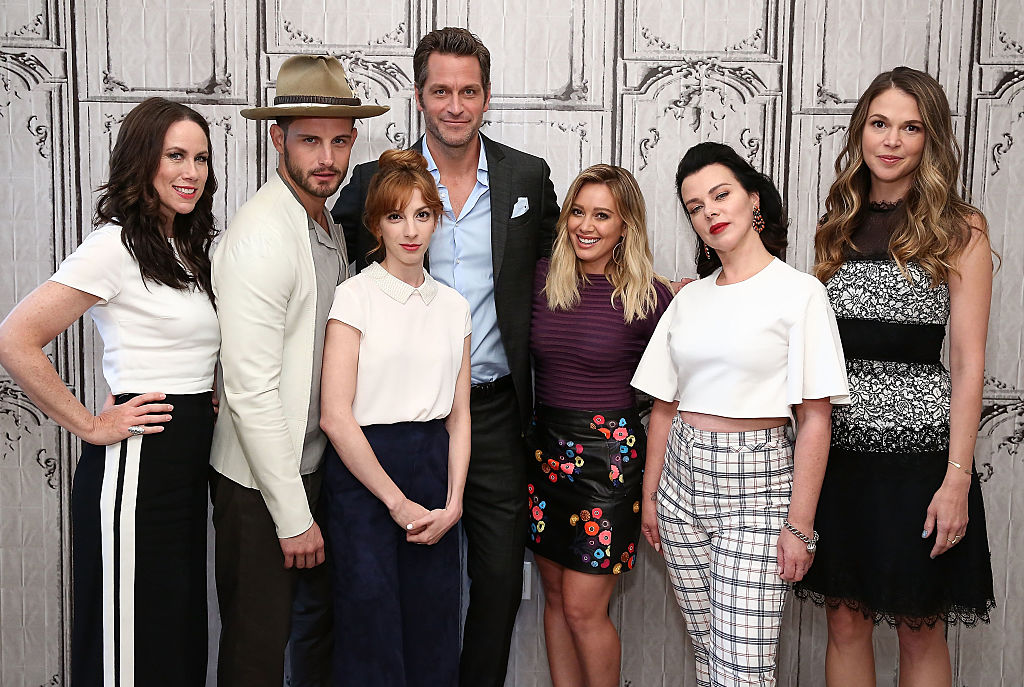 Cast of Younger