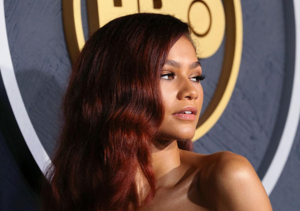 Zendaya attends the HBO's Post Emmy Awards Reception