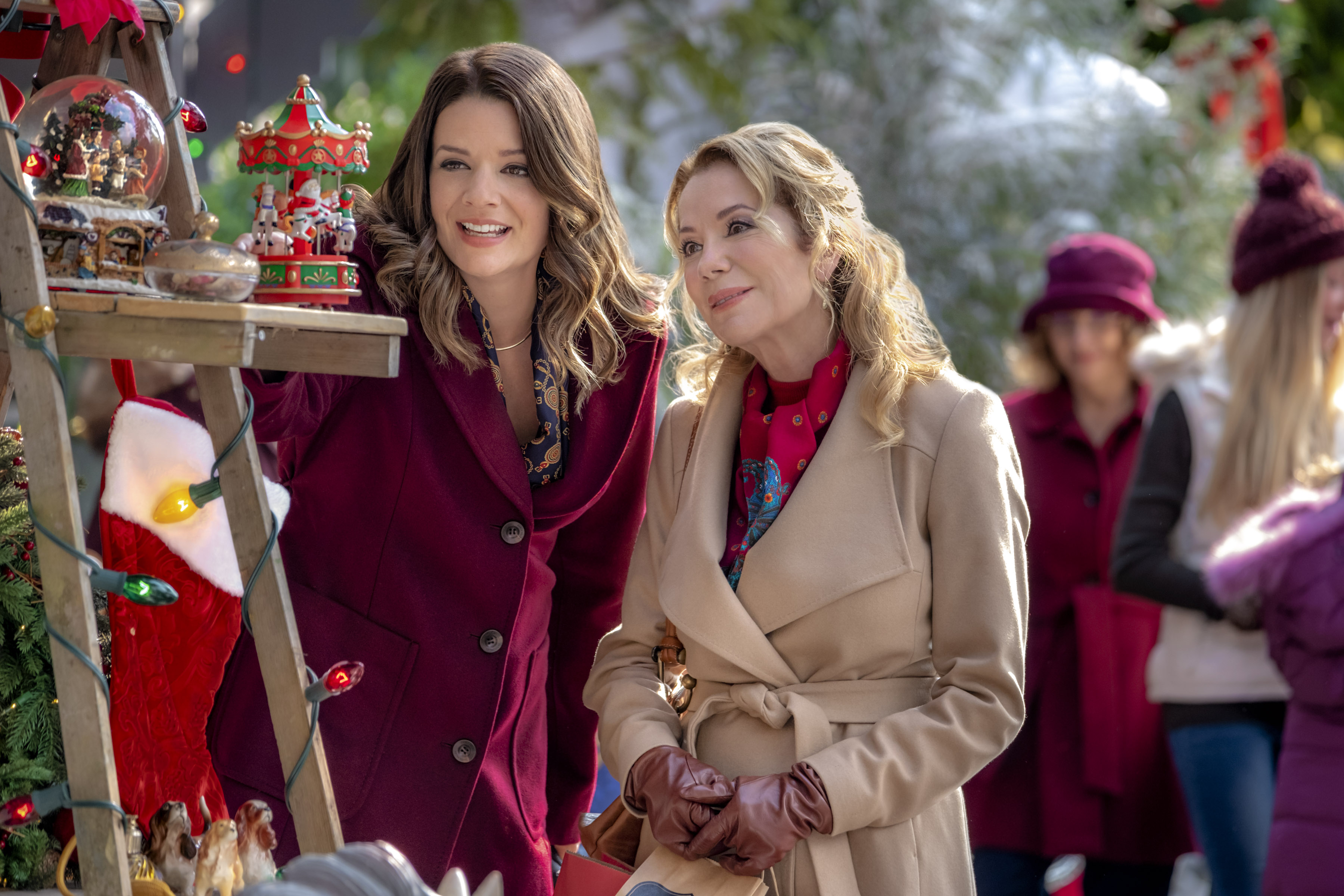 Christmas In Evergreen Tidings Of Joy.Hallmark S 2019 Countdown To Christmas Schedule Is Here