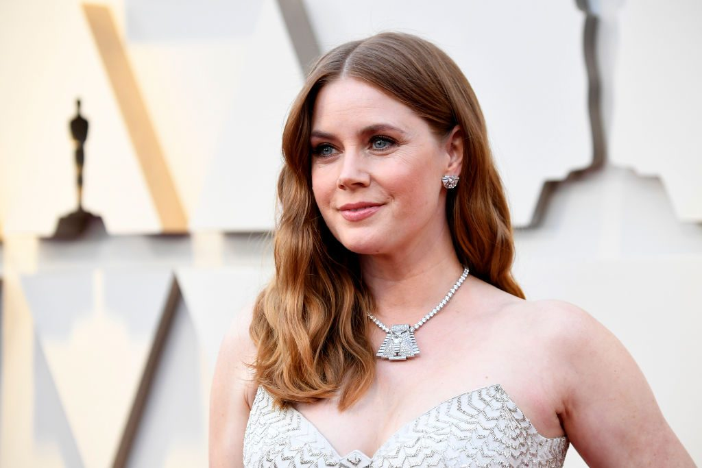 Amy Adams attends the 91st Annual Academy Awards on February 24, 2019, in Hollywood, California.