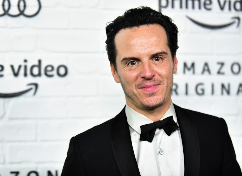 Andrew Scott at the Amazon Prime Video Post-Emmy Awards Party on September 22, 2019