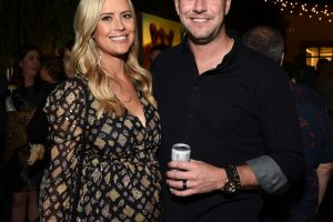 Christina Anstead Reveals Her New Baby's Name, and Fans Love It