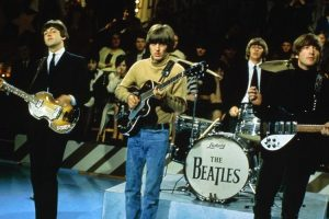 Why George Harrison's Guitar Technique Slipped by 1968's 'White Album'