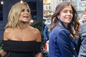 Tamra Judge From 'RHOC' Questions If Bethenny Frankel Was Fired From 'RHONY'