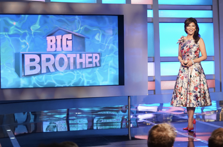 Julie Chen, host of 'Big Brother'