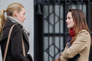 Did Blake Lively Just Dispel the Rumors Of Bad Blood Between Her And 'Gossip Girl' Co-Star Leighton Meester?