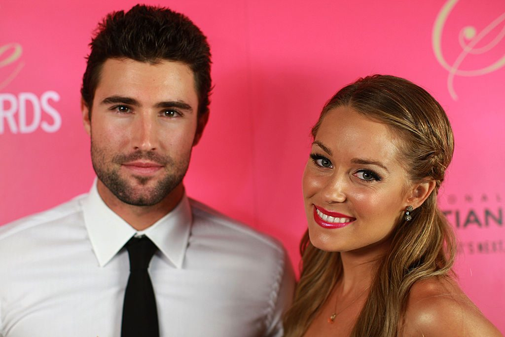 Brody Jenner and Lauren Conrad
