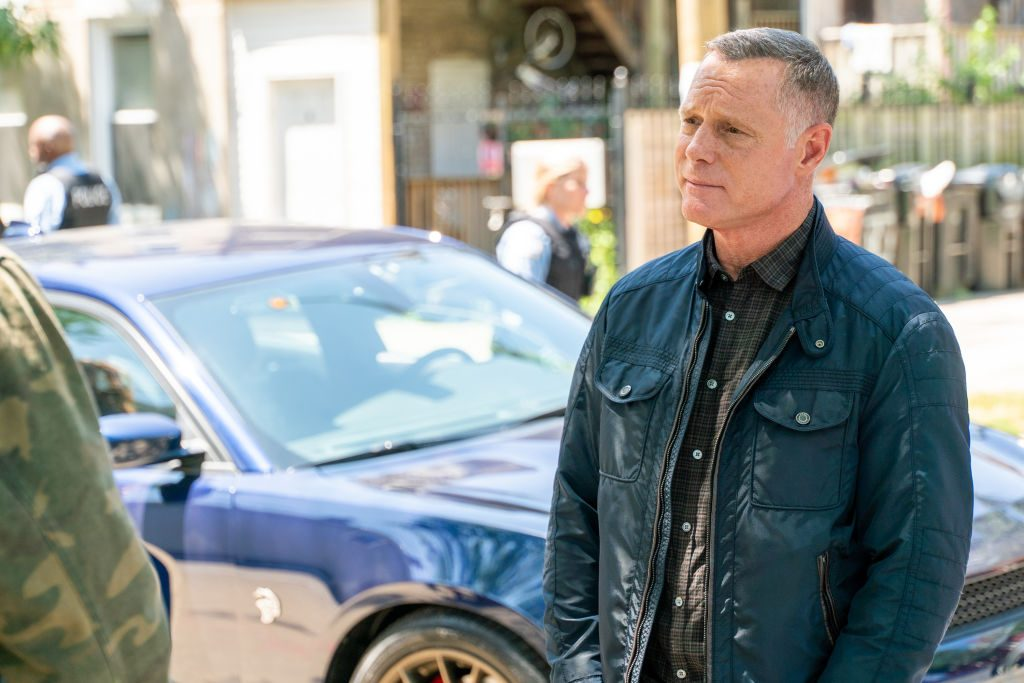 Jason Beghe as Sgt. Hank Voight in Chicago P.D.