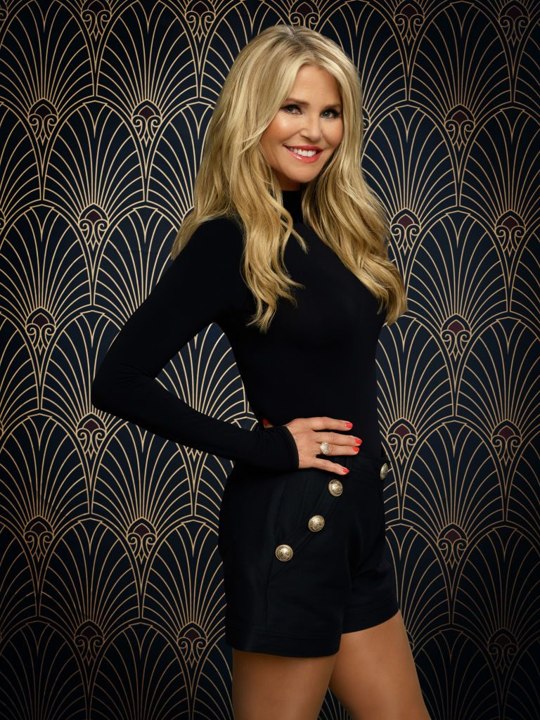 Christie Brinkley dwts