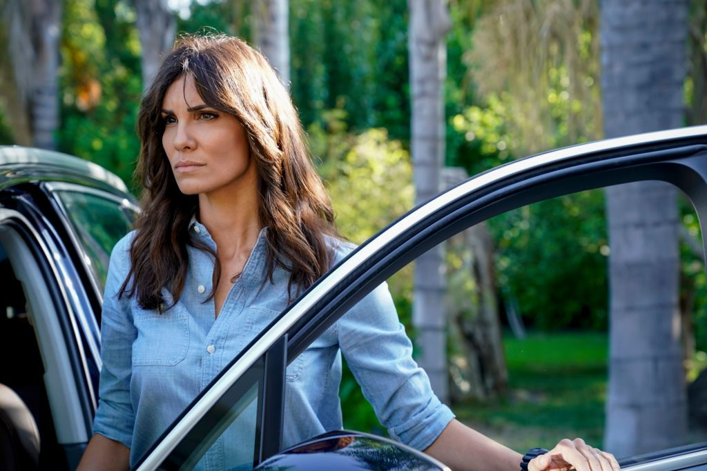Daniela Ruah as Special Agent Kensi Blye on NCIS: Los Angeles