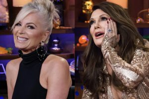 'RHOBH': Lisa Vanderpump Claps Back at Eileen Davidson, Claims She Was Fired