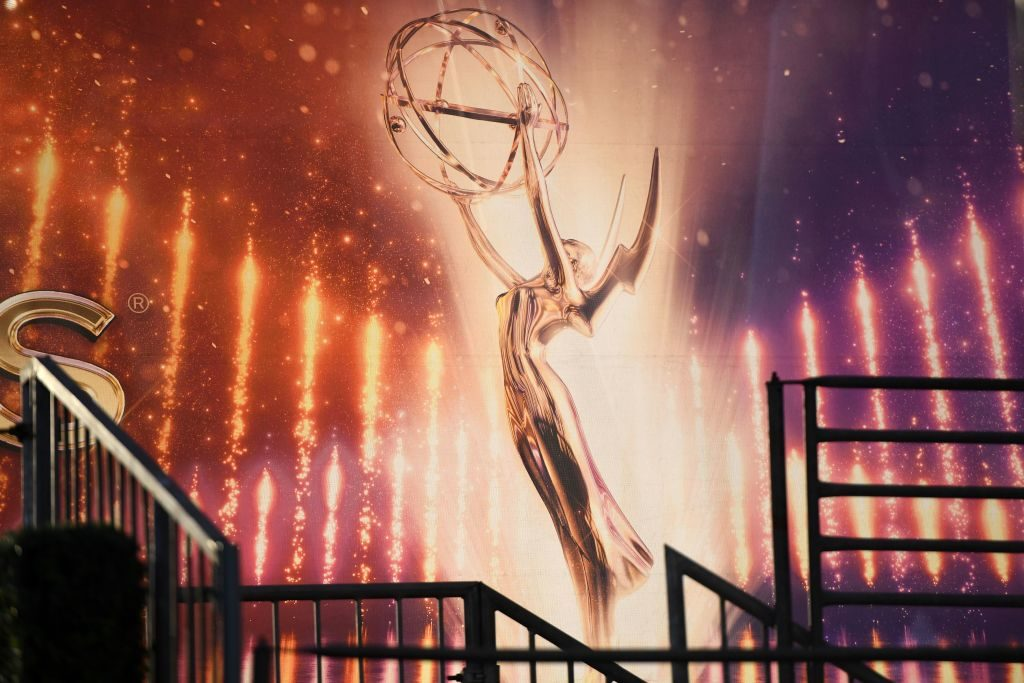 Emmy statue from the 71st Emmy Awards