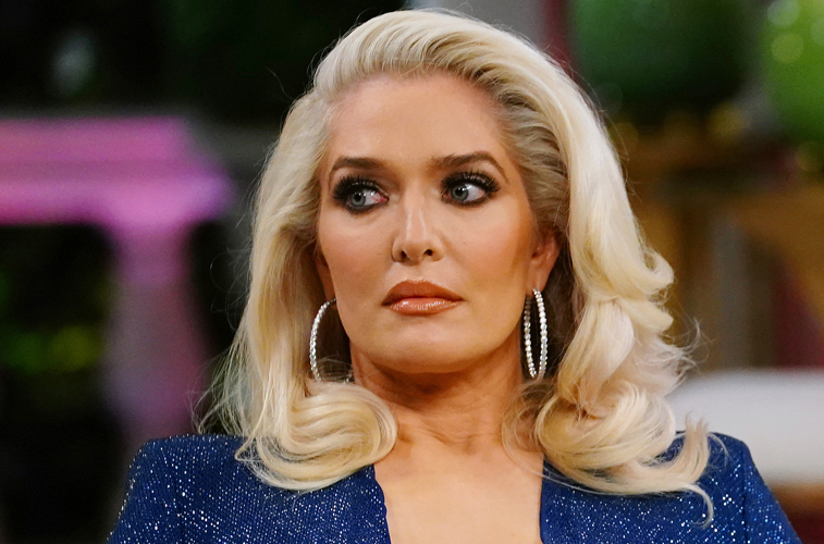 Erika Jayne's future on 'RHOBH' is uncertain
