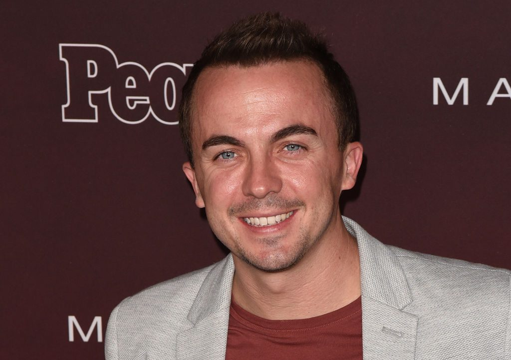 Frankie Muniz attends People's 'Ones To Watch' on October 4, 2017