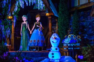 Frozen Land Is Coming to International Disney Parks