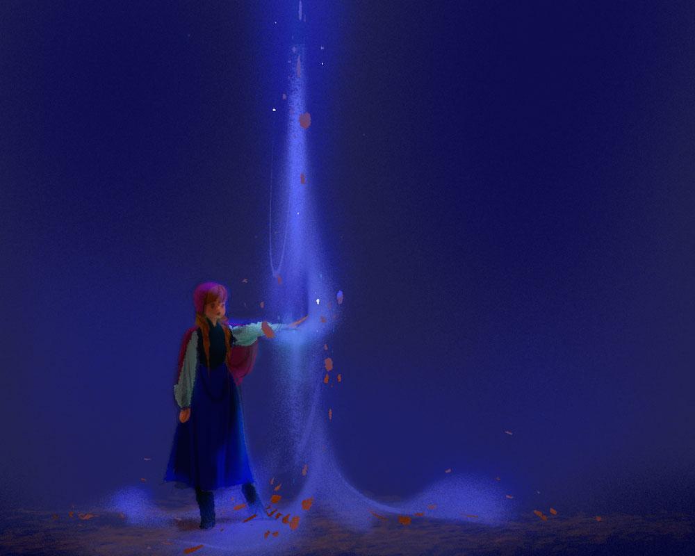 Gale in Frozen II