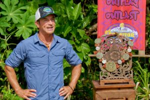 'Survivor: Island of the Idols': Host Jeff Probst Dishes On the Advice He'd Want From Sandra and Rob