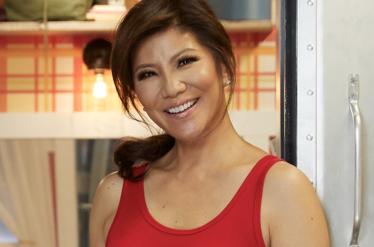 Julie Chen, host of 'Big Brother' on CBS