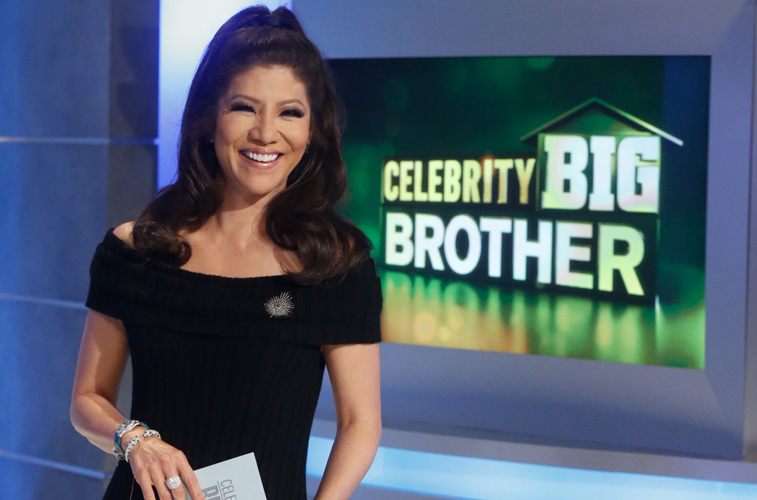 Julie Chen, host of 'Celebrity Big Brother'