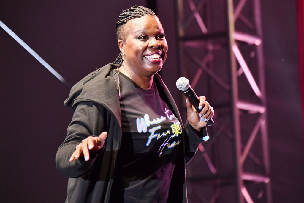 Leslie Jones, a comedian best known for her work on Saturday Night Live