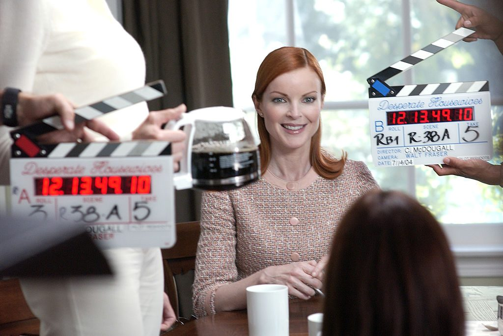 Marcia Cross in Desperate Housewives