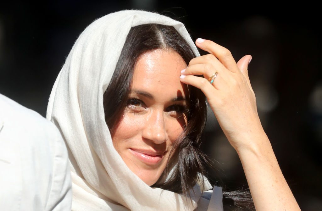 Why Meghan Markle Isn't Wearing Her Engagement Ring on the Africa Royal Tour