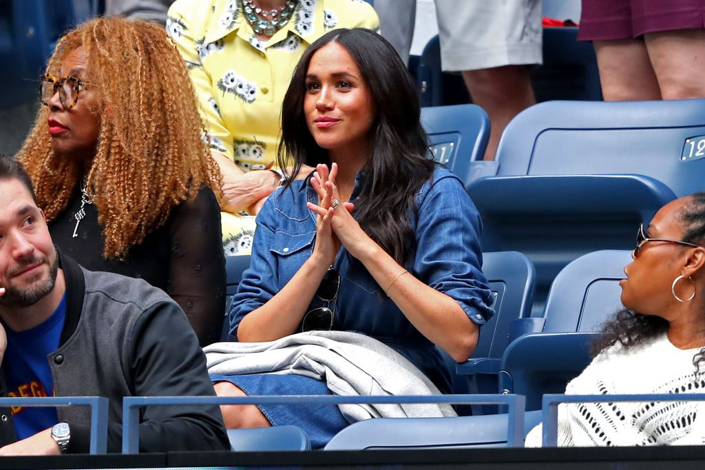 Meghan Markle at US Open