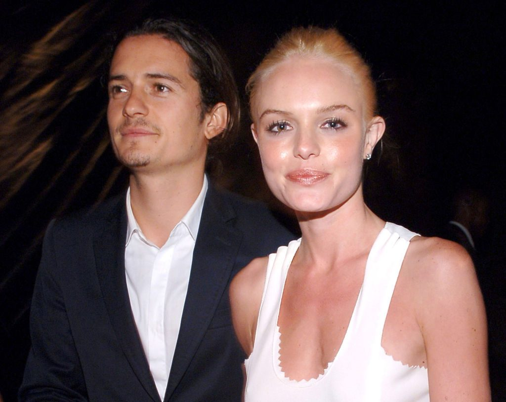 Orlando Bloom and Kate Bosworth in 2006