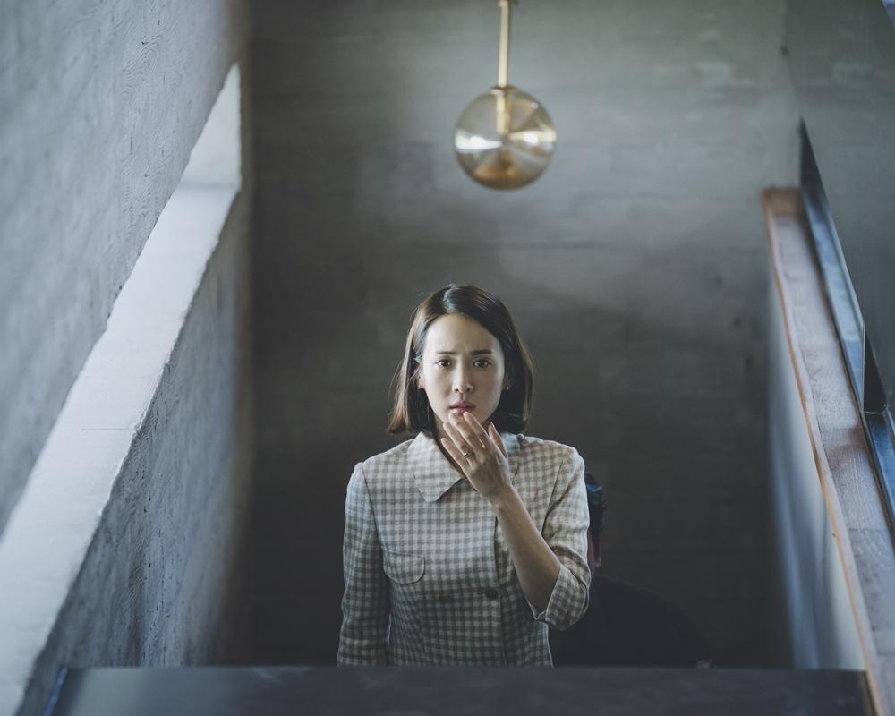 Jo Yeo-jeong in Parasite