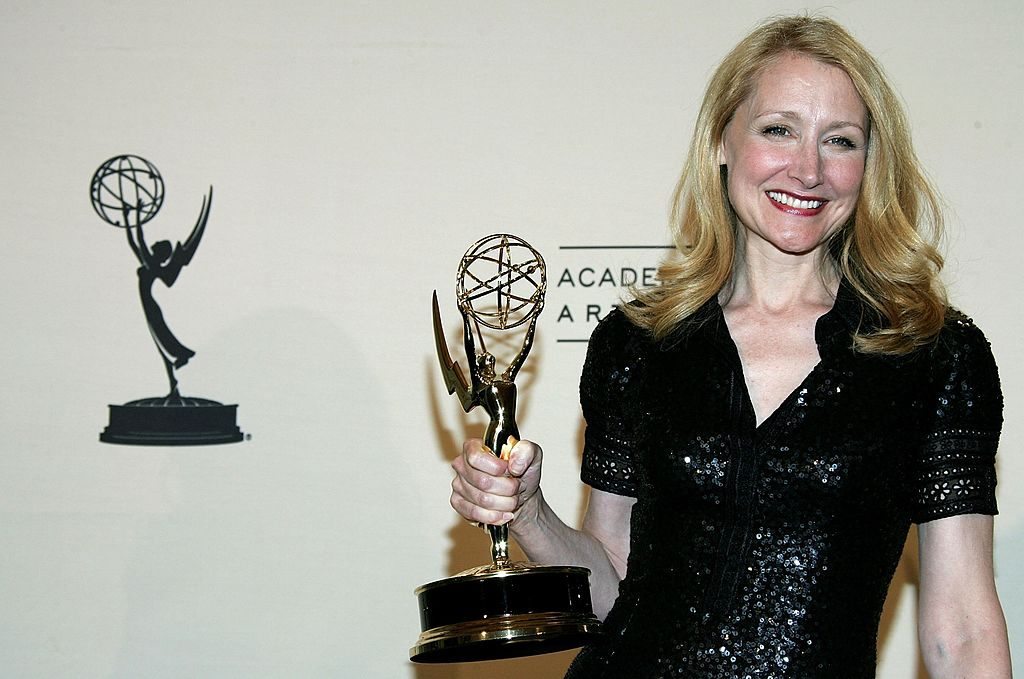 Patricia Clarkson at the 2006 Creative Arts Emmys