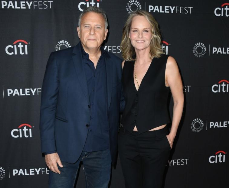 Paul Reiser and Helen Hunt