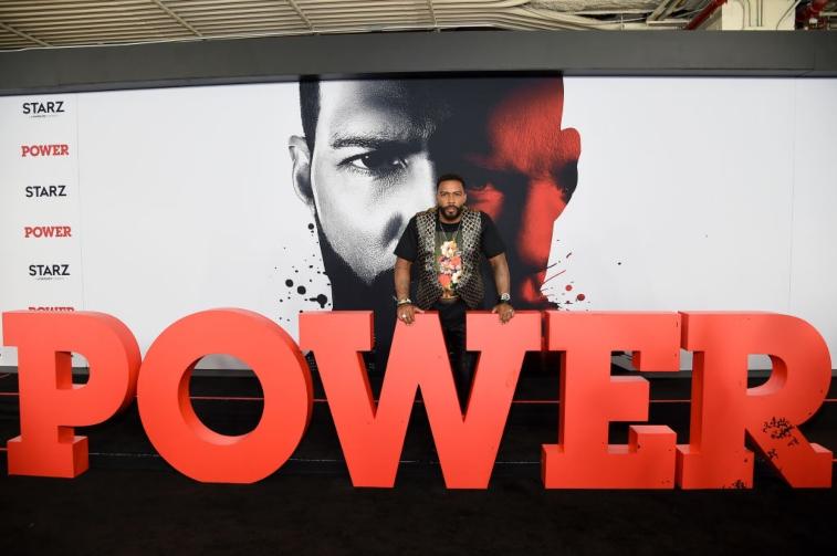 Omari Hardwick at 'Power' premiere