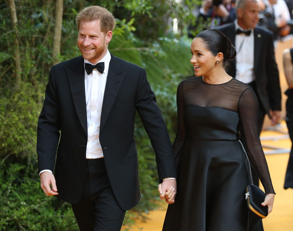 prince harry meghan markle marriage issue