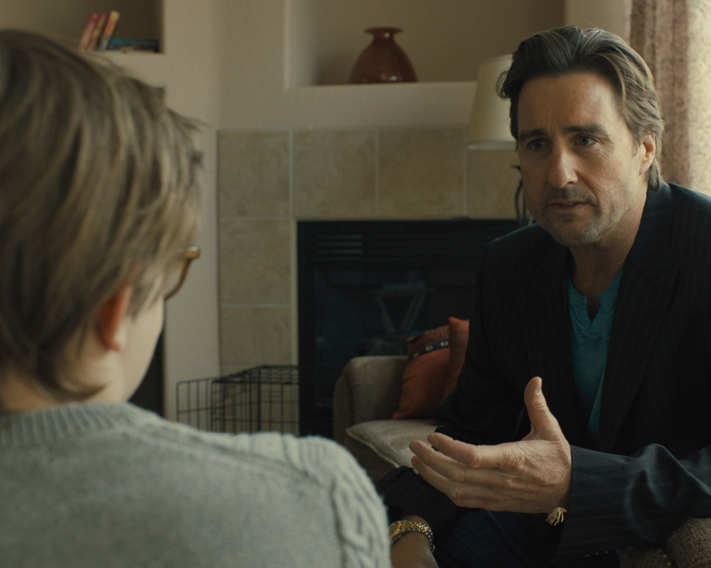 Luke Wilson in The Goldfinch