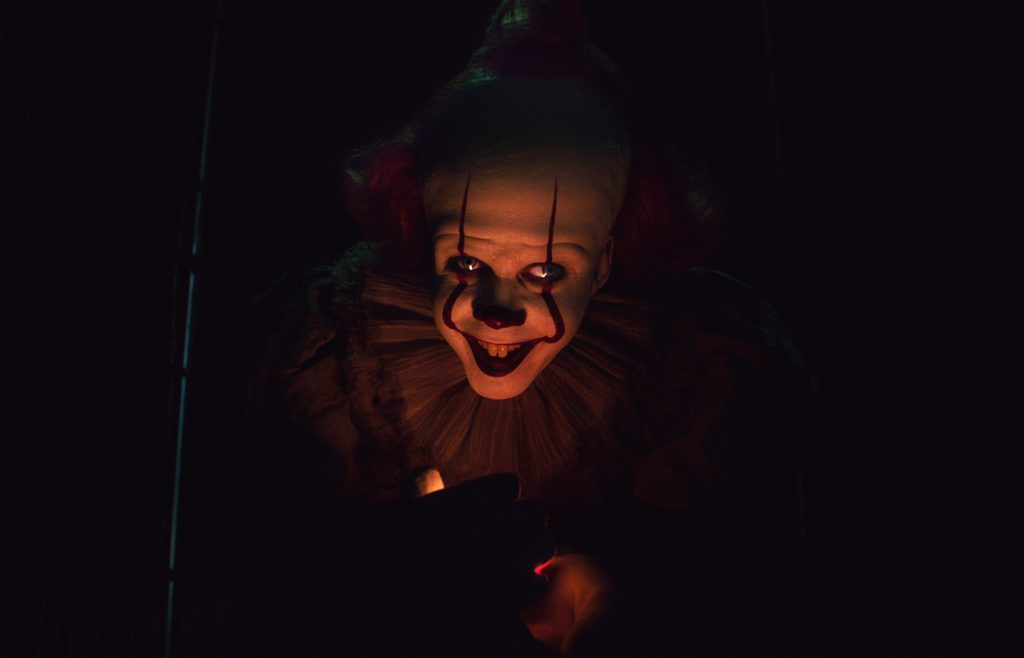 Pennywise in It: Chapter 2