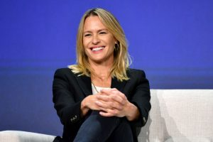 How Many Emmys Has 'House Of Cards' Star Robin Wright Won?