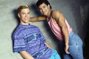 Mark-Paul Gosselaar Says There Were 'No Stunt Doubles' For His Viral Fight With Mario Lopez On 'Saved By the Bell'