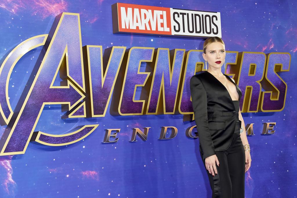 Avengers Endgame Scarlett Johansson Breaks Her Silence On