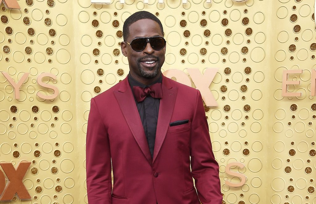 Sterling K. Brown attends the 71st Emmy Awards on September 22, 2019, in Los Angeles, California.