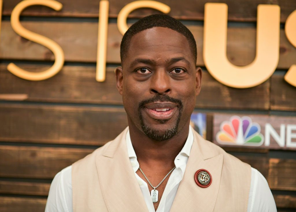 "Sterling K. Brown of NBC's ""This Is Us"""
