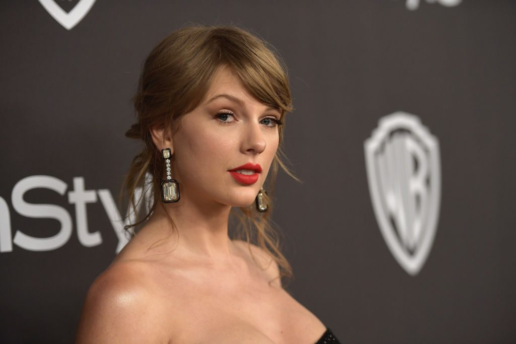 Taylor Swift at the 76th Annual Golden Globe Awards Post-Party
