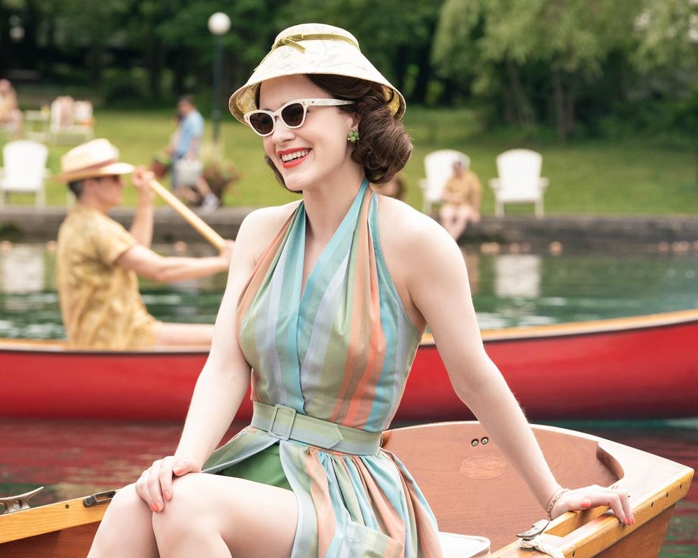 The Marvelous Mrs. Maisel cast
