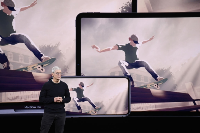Tim Cook of Apple Inc.