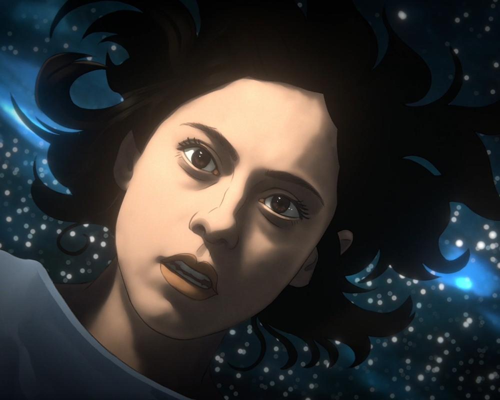 Rosa Salazar in Undone