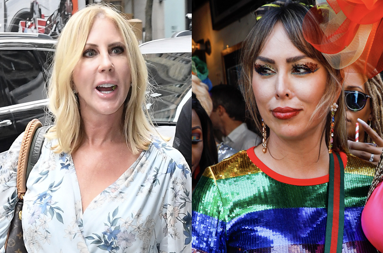 Vicki Gunvalson and Kelly Dodd from 'RHOC'