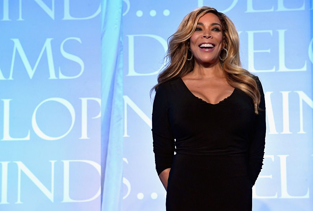 Wendy Williams hosting the Thurgood Marshall College Fund 28th Annual Awards Gala in Washington, DC.