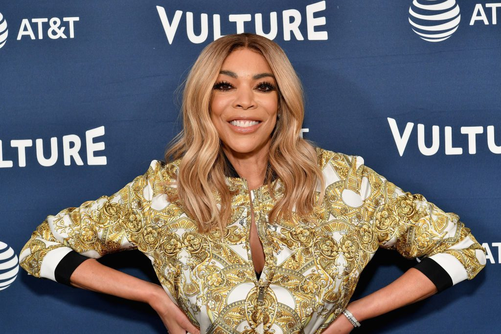 Wendy Williams at the Vulture Festival.